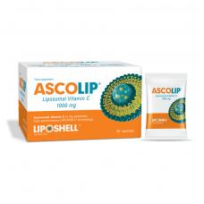 ASCOLIP® liposominis vitaminas C 1000mg