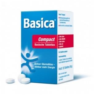 Basica Compact tabletės N120