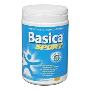 BASICA SPORT MINERALGETRANK 660g