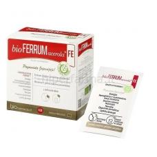 BioFerrum Acerola geležies milteliai geriamajam tirpalui, N28