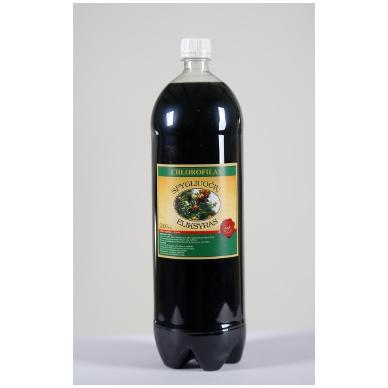 Chlorofilas ( plastikiniame butelyje) 2000 ml.