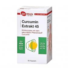 Curcurmin Extrakt 45 N90 kaps.