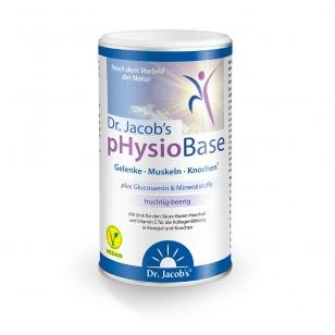 Dr. Jacob's pHysioBase 300g milteliai