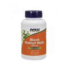 Juodasis riešutmedis ( Black Walnut Hulls ) - N100 kaps.