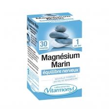 Magnis jūrinės kilmės (išgautas iš Viduržemio jūros druskingo vandens) N30