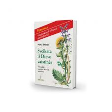 """Maria treben knyga """"Sveikata iš Dievo vaistinės"""""""