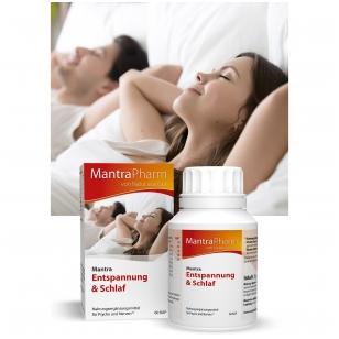 Mantra Entspannung & Schlaf N60 kap.