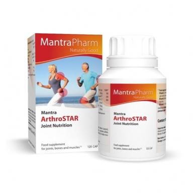 Mantra ArthroSTAR Joint Ntrition N120