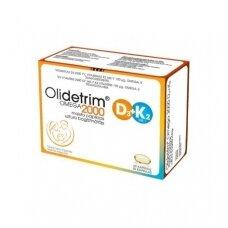OLIDETRIM® OMEGA 2000 D3 + K2 N30