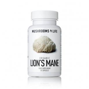 Organic Lion's Mane N60