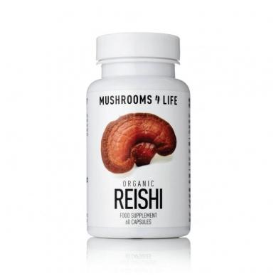 Organic Reishi N60