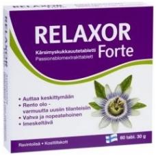 Relaxor Forte 60 tablečių.