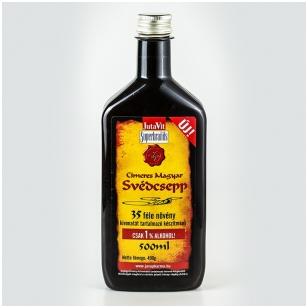 Švediški lašai JutaVit 500ml.