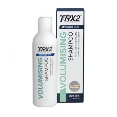 TRX2® Volumising Plaukų apimtį didinantis šampūnas 200 ml.