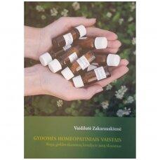 V. Zakarauskienės knyga: Gydomės homeopatiniais vaistais: Sloga, gerklės skausmas, kosulys ir ausų skausmas.