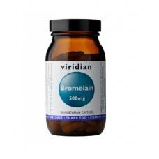 Viridian Bromelain 500 mg. N90 kap.