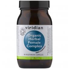 Viridian Organic Herbal Female Complex N90 kaps.