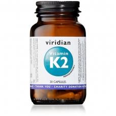 Viridian  Vitamin K2 N30 kap.