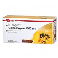 Zell Oxygen® + Gelee Royale 1000 mg. N14